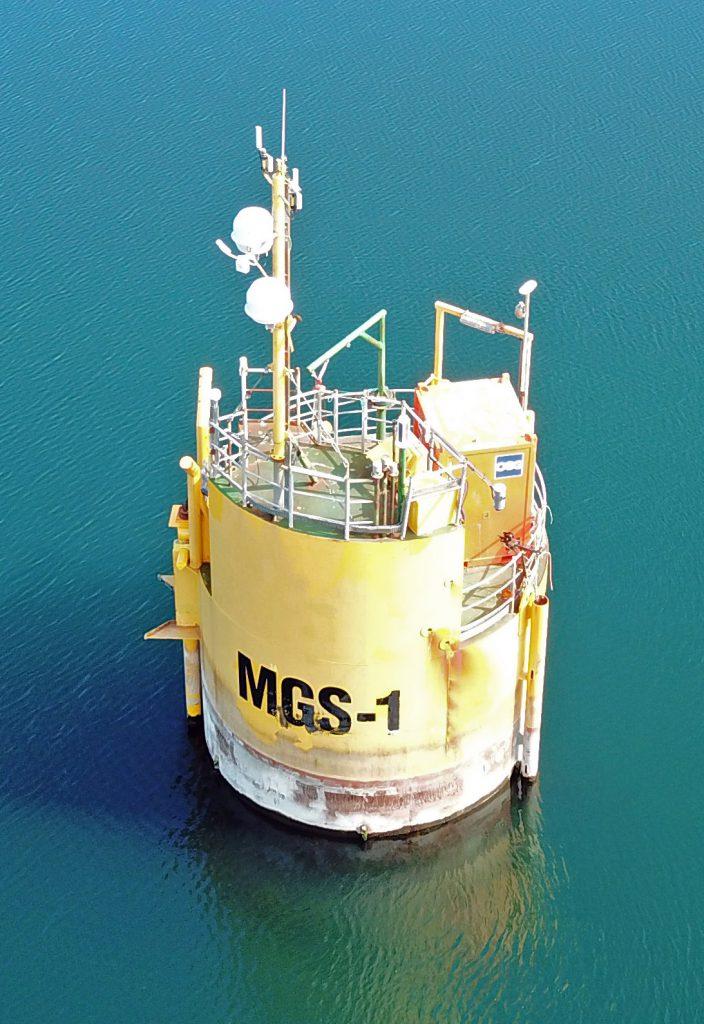 MGS-1 buoy